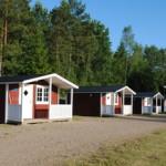 mt. 4,00 x 5,00 h. 2,50 + veranda mt. 4,00 x 2,00 ( sp. cm. 4,2) divisione interna letto/ wc. ideale per campeggio - agriturismo.