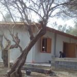 Casa  mq. 65,00 sp. cm. 4,2. Cucina/soggiorno, 2 c. letto, wc.