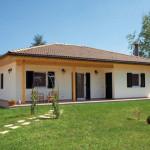 Casa mq. 103 sp. cm. 4,2 Cucina/soggiorno, 3 c. letto, 2 wc.