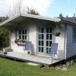 Casa mq. 47,00 sp. cm. 4,2. Cucina/soggiorno, 2 c. letto, wc.