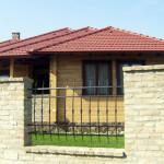 Villa mq. 252 sp. cm. 21 Salone grande, cucina, 4 c. letto, 2 wc, veranda esterna.