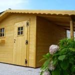 mt. 3,00 x 3,00 sp. cm. 2,8+ veranda