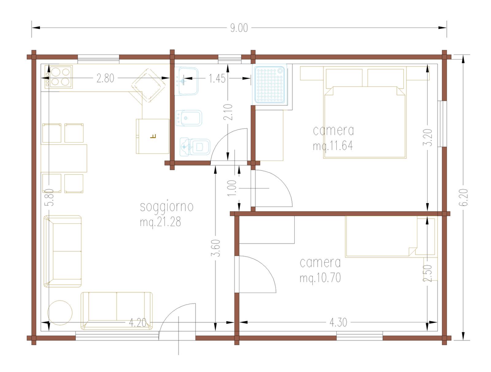Gallery case in legno - Programma per progetti casa ...